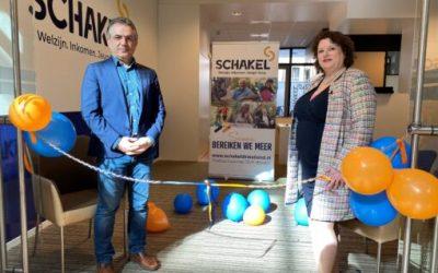 Opening van Schakel